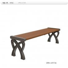 평벤치 주조 DIN-017A
